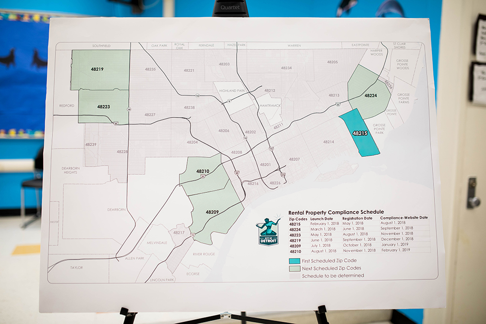48201 Zip Code Map.This New Ordinance Claims To Improve The Quality Of Life For Rental