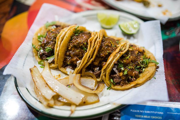 Mexican Food Detroit Mi