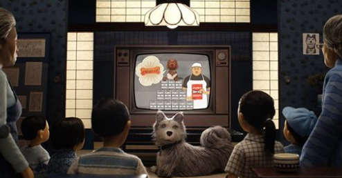 Isle of Dogs screencap