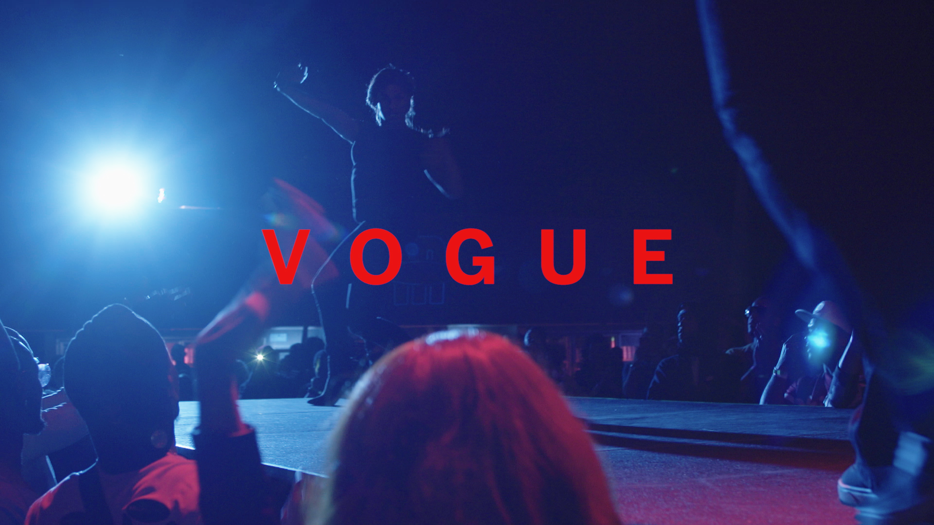Vogue in Detroit
