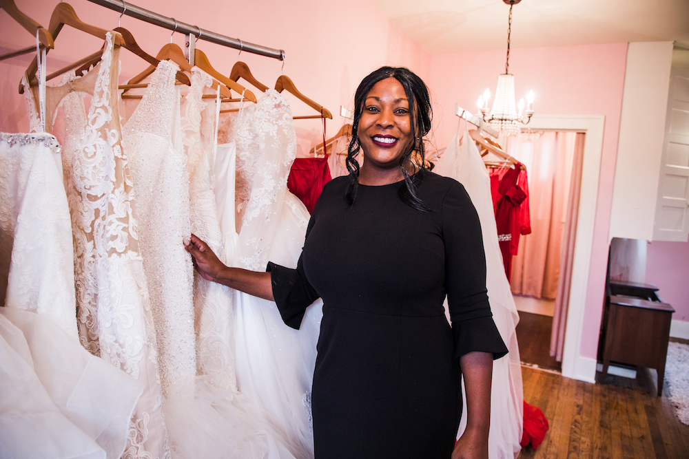 The quirkily named eastside dress shop makes its mark on East Jefferson