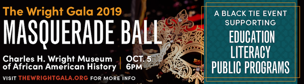 This year's masquerade-themed gala honors nine Detroiters for their work