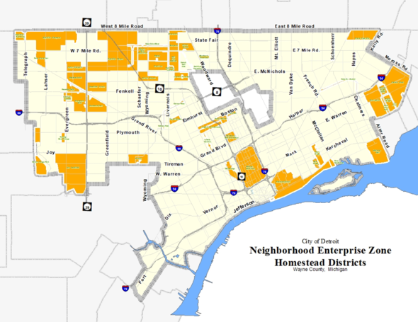 Detroit residents in NEZ zones can apply for extended property tax on michigan resources, michigan parcel map, for hunting zones map, michigan hunting maps, michigan world map, michigan zip map, michigan water map, michigan street map, michigan route map, michigan storm map, michigan rifle zones, michigan information, michigan power map, michigan temperature map, michigan section map, michigan network map, michigan district map, michigan color map, michigan regions map, michigan grid map,