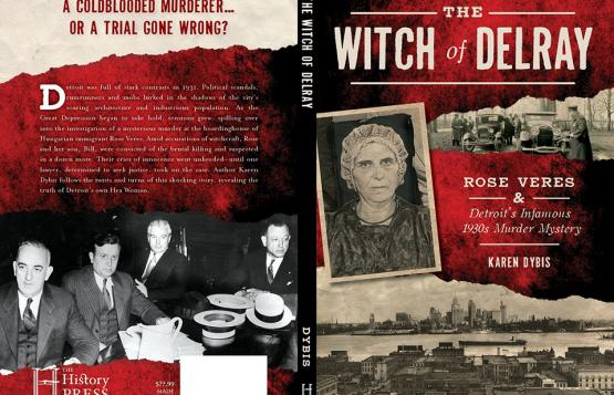 The Witch of Delray cover art