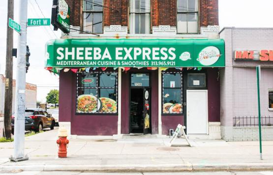 Sheeba Express