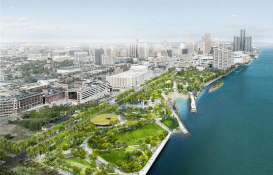 West Riverfront Park will be renamed Ralph C. Wilson Centennial Park