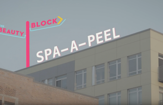 The Beauty Block: Spa-A-Peel