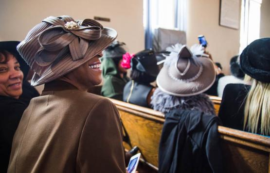 431dae7743adf Photo Gallery  An ode to Detroit s Black women in church hats