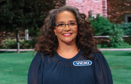 Vicki Hooks Green on Wheel of Fortune