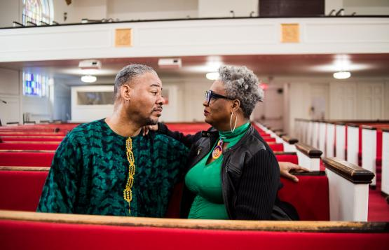 We celebrate #DetroitLove this Valentine's Day by highlight Detroit couples.