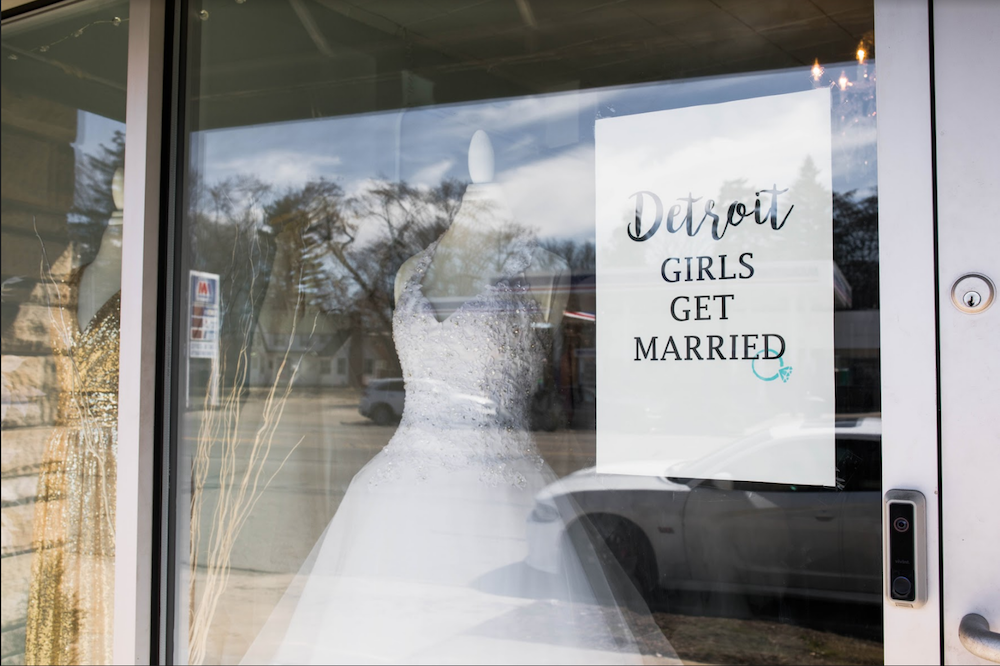 Bridal Shops in Detroit