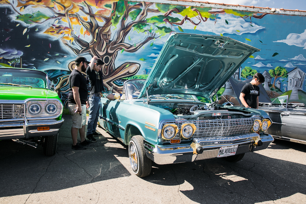 Blessing of the Lowriders