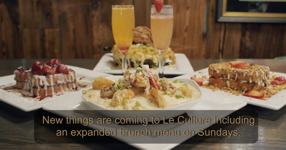 Le Culture Cafe expands to OpenTable with bigger brunch menu